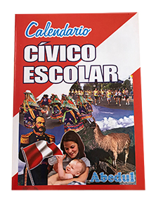 Calendario cívico escolar ediciones abedul