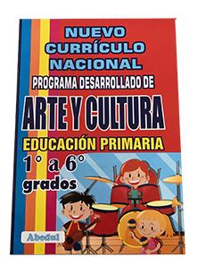 Guia desarrollada de arte y cultura primaria ediciones abedul