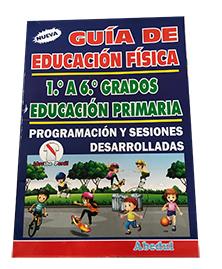 guía de educación física primaria ediciones abedul