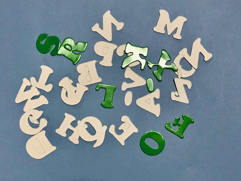 molde de letras educación niños ediciones abedul abecedario coqueta plantillas