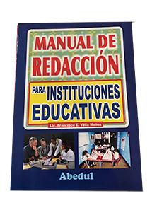 Manual de redacción educativa ediciones abedul