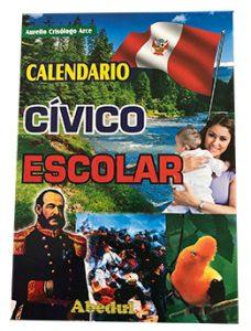 Calendario cívico primaria ediciones abedul