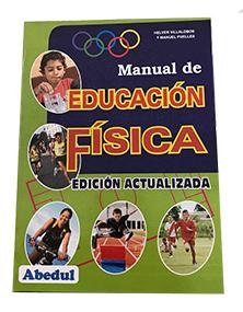 Manual de educación física secundaria ediciones abedul