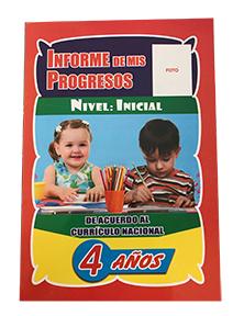 Libretas inicial educación ediciones abedul 1 2 3 4 5 años